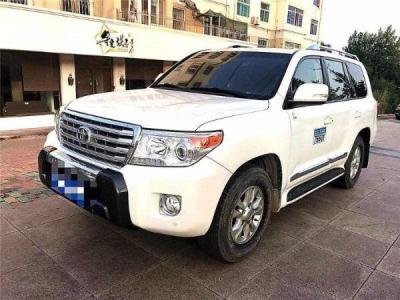 2013年6月   丰田 (进口)兰德酷路泽 4.0 4000 中东版图片