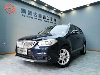 中華 V5  2012款 1.6L 手動舒適型