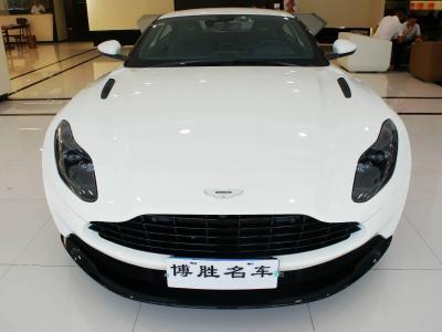 2018年2月 阿斯頓·馬丁 阿斯頓?馬丁DB11 4.0T V8 Coupe圖片