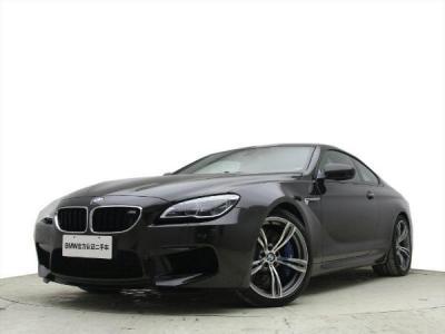 宝马 宝马M系  M6 双门轿跑车 4.4T 改款
