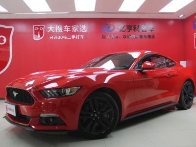 福特 Mustang  2015款 2.3T 運動版圖片