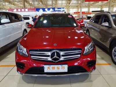 奔驰 奔驰GLC  2018款 GLC 260 4MATIC 豪华型?#35745;?/>                         <div class=