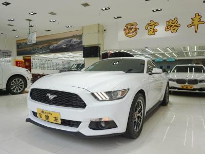 福特 Mustang  2017款 2.3T 运动版