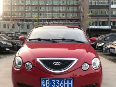 奇瑞 QQ6  2007款 1.1L 手動舒適型