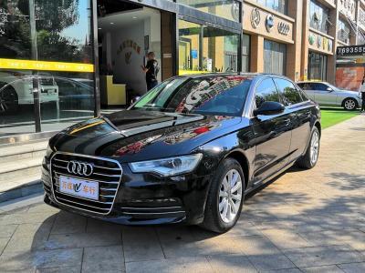 奧迪 奧迪A6L  2012款 30 FSI 豪華型圖片