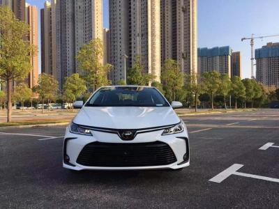 2019年10月 丰田 卡罗拉 1.2T S-CVT GL-i智辉版图片
