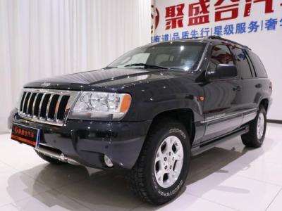 Jeep 大切诺基  2003款 4.7L 自动图片