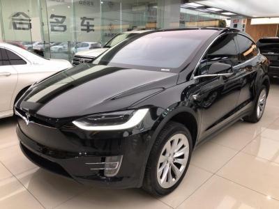 特斯拉 Model X  2016款 Model X 75D