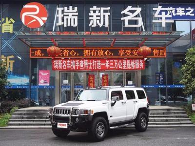 2011年8月 悍馬 H3 H3x 3.7圖片