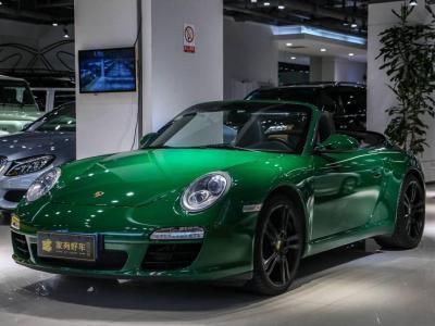 2011年5月 保时捷 911 Edition Style 3.6L 敞篷版图片