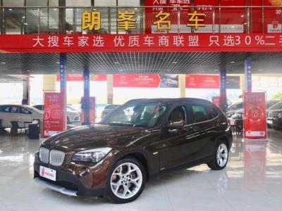 宝马 宝马X1  2010款 X1 3.0L
