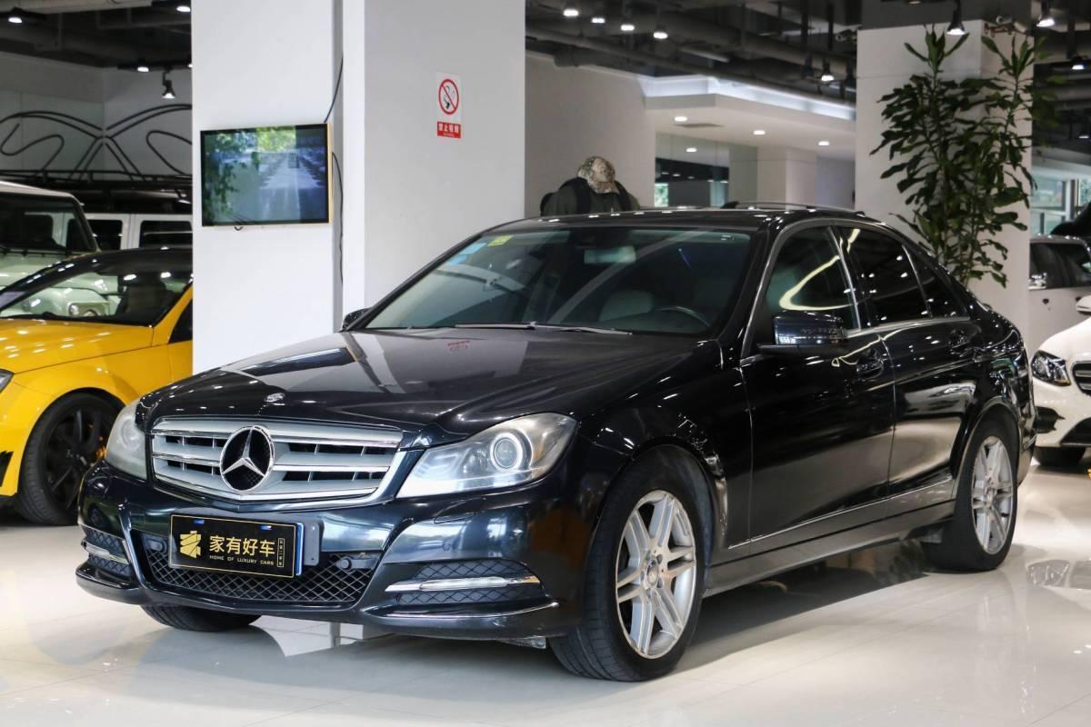 2014年1月_出售二手车奔驰 奔驰C级  2013款 C 300 运动型 Grand Edition哪里有卖_价格多少16.8万