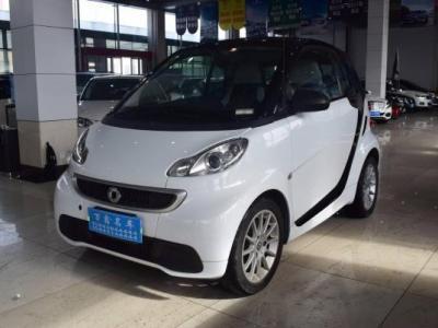 Smart Fortwo 2012款 Coupe 1.0 MHD 舒适版图片