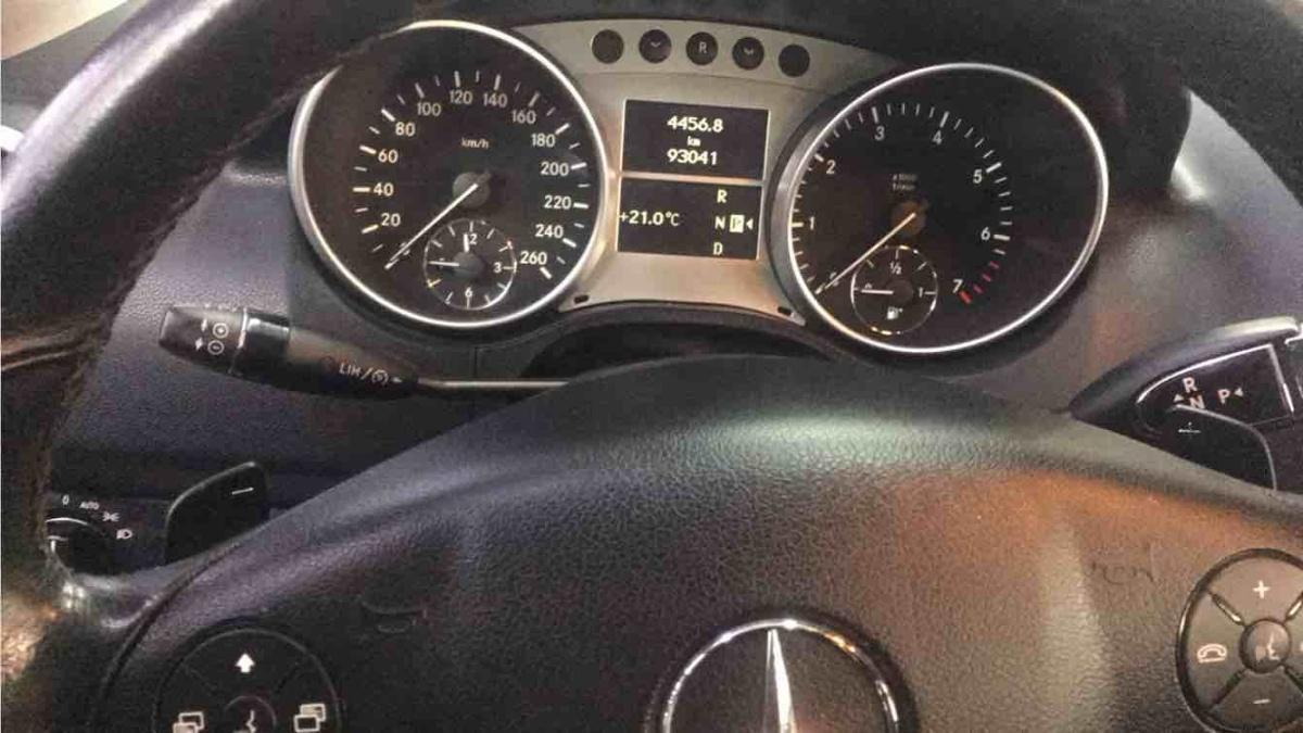奔驰 奔驰M级  2008款 ML 350 4MATIC豪华型图片