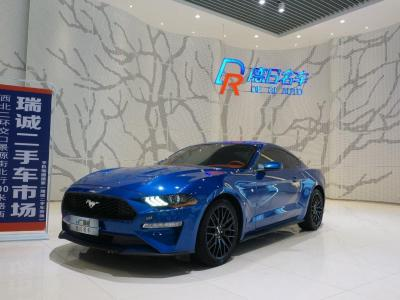 2018年9月 福特 Mustang(进口) 2.3L EcoBoost图片