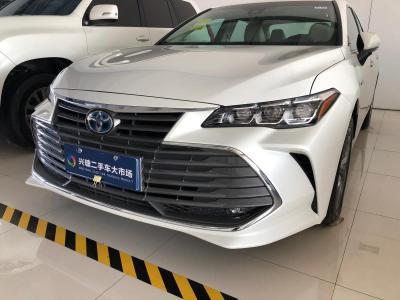 2019年8月 丰田 亚洲龙 双擎 2.5L XLE尊贵版 国VI图片