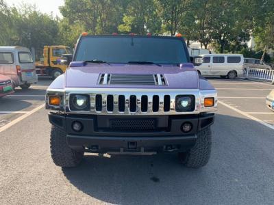 悍马 H2 6.0 AT图片