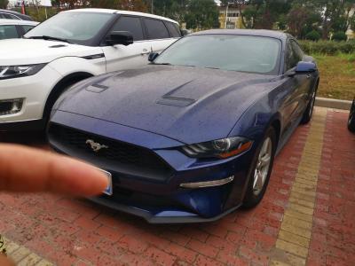2019年1月 福特Mustang 2.3T 美規版圖片