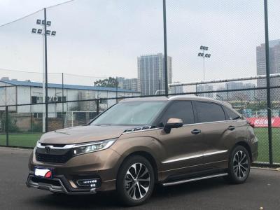 本田 冠道  2017款 240TURBO 两驱舒享版