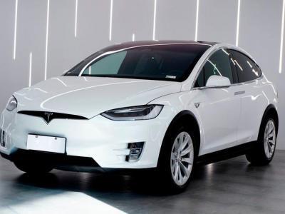 2019年11月 特斯拉 Model X 75D圖片