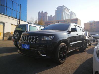 Jeep 大切诺基 SRT  2013款 6.4L SRT8