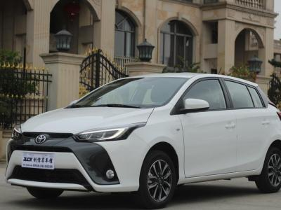 豐田 YARiS L 致炫  2020款 1.5L CVT豪華版