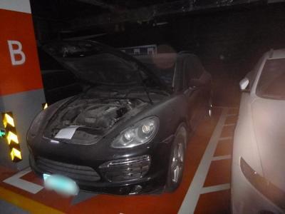 2011年10月 保时捷 Cayenne Cayenne 3.0T图片