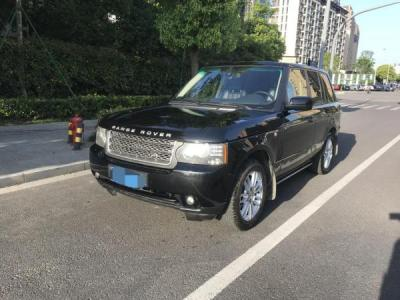 路虎 攬勝行政版  5.0L NA(自然吸氣) 汽油型
