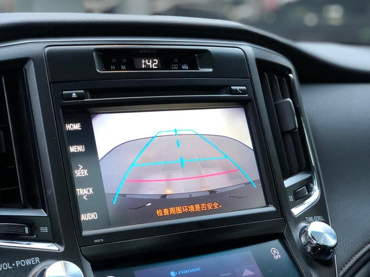 丰田 皇冠  2015款 2.0T 时尚版图片