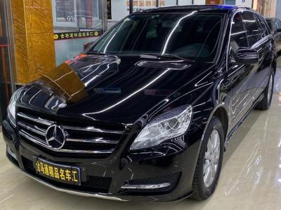 2014年5月 奔驰 奔驰R级  R 350 L 4MATIC图片