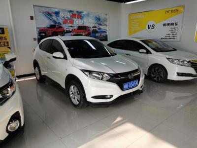 本田 繽智  2015款 1.5L CVT兩驅舒適型