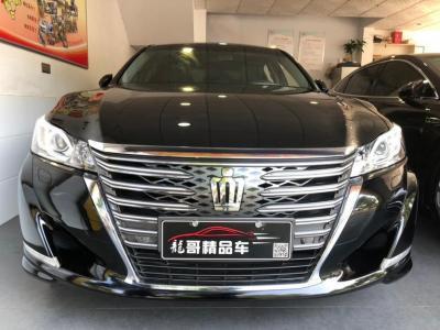 2016年12月 丰田 皇冠 2.5L 豪华版图片