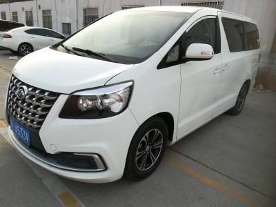 北汽道達 道達V8  2017款 2.0L 手動豪華型