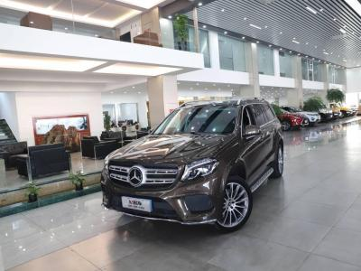 2019年5月 奔馳 奔馳GLS  改款 GLS 500 4MATIC圖片