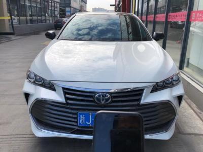 2019年6月 丰田 亚洲龙 双擎 2.5L XLE尊贵版 国VI图片