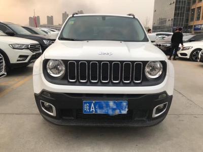 Jeep 自由俠  2018款 互聯大屏版 180T 自動高能版