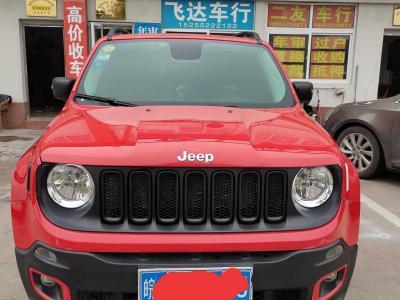 Jeep 自由俠  2016款 1.4T 自動勁能版+圖片