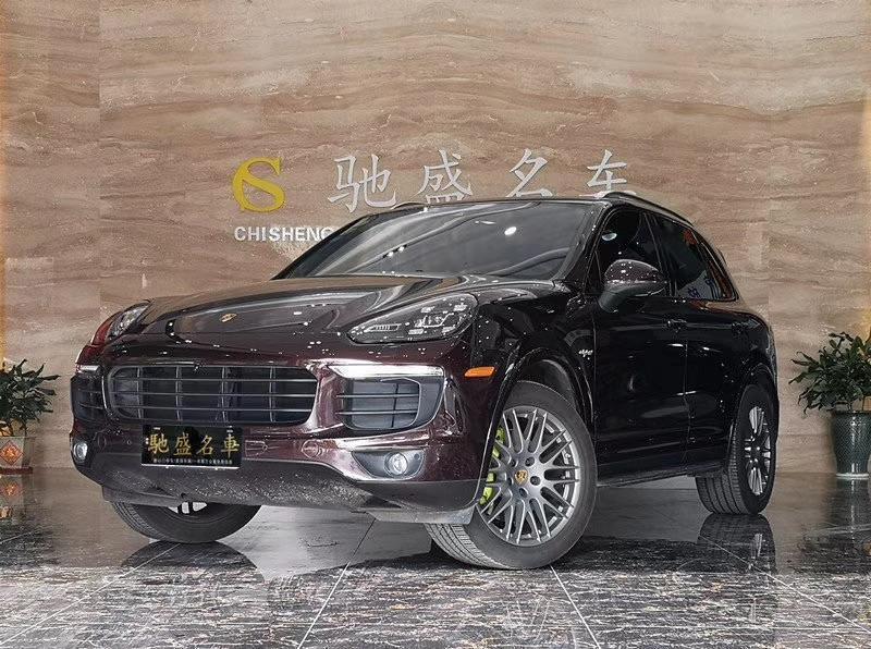 保时捷 Cayenne新能源  2016款 Cayenne S E-Hybrid 3.0T图片