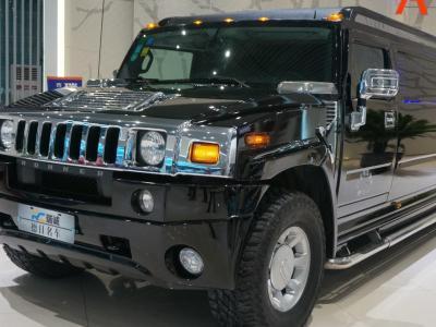 2010年4月 悍马 H2 6.2 AT图片