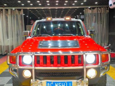 2008年6月 悍马 H3 H3x 3.7图片