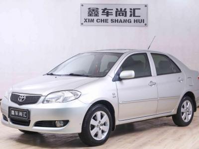 2008年1月 丰田 威驰 1.3L GL-i 特别纪念版 AT图片