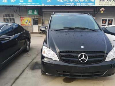 2014年1月 奔驰 威霆 2.1T 柴油商务版图片
