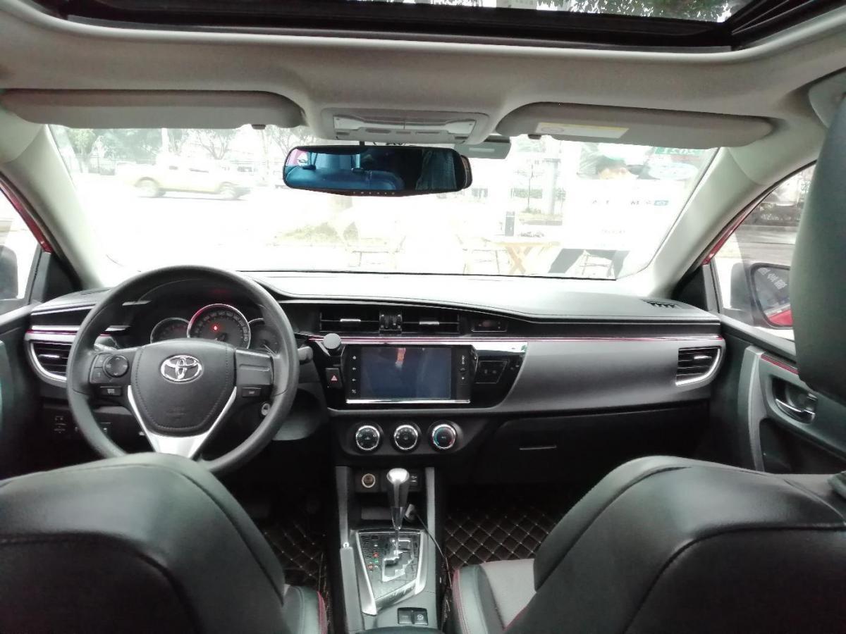 丰田 雷凌  2017款 1.2T V CVT豪华版图片