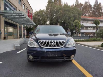 別克 GL8  2011款 2.4L CT豪華商務舒適版圖片