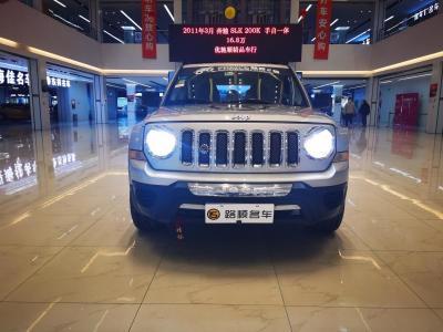 2011年9月 Jeep 自由客(进口) 2.4 豪华版图片
