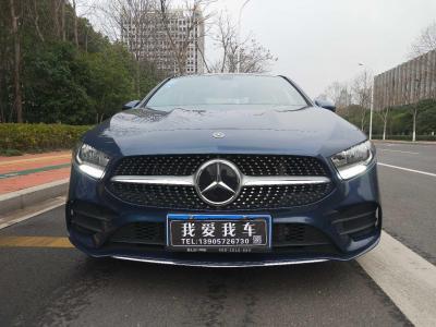 2019年4月 奔驰 奔驰A级  A 180 L图片