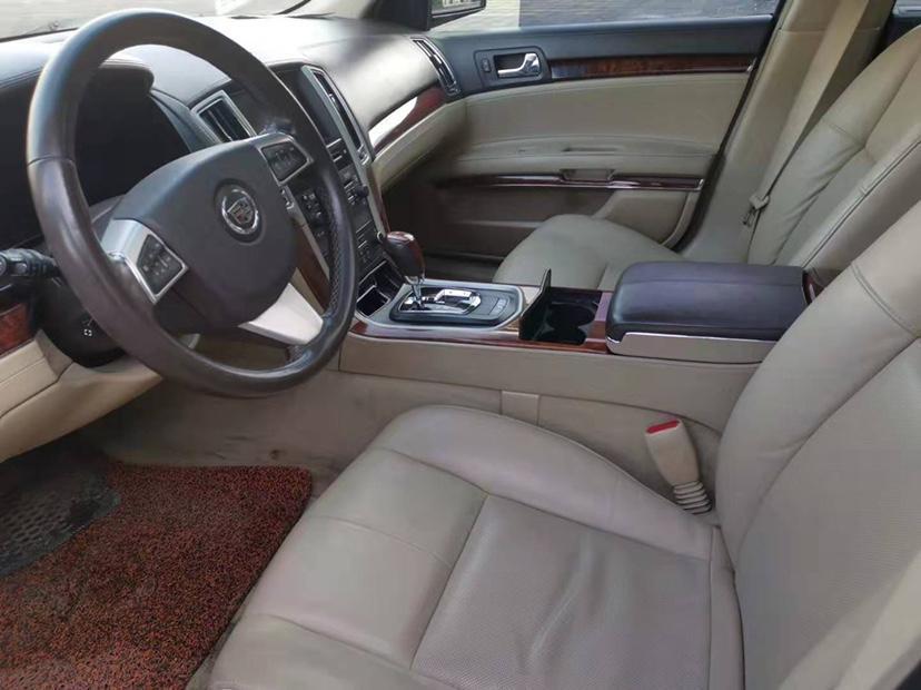 凯迪拉克 SLS赛威  2007款 2.8 豪华型图片