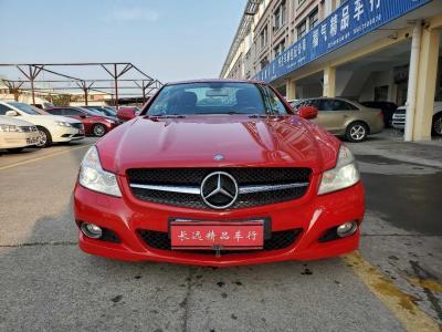 奔馳 奔馳SL級  2011款 SL 300 Grand Edition