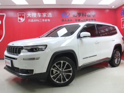 Jeep 大指挥官  2018款 2.0T 四驱悦享版图片