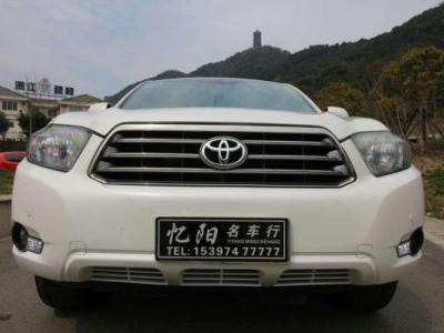 丰田 汉兰达  2.7 两驱7座豪华版